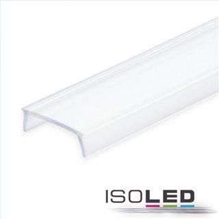 Abdeckung COVER1 opal/satiniert 250cm für Profil  SURF12(FLAT)/DIVE12(FLAT)/ ROUND12