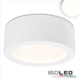 LED Aufbauleuchte LUNA 18W, weiß, indirektes Licht, neutralweiß