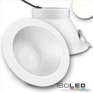 LED Downlight Reflektor 30W, 60°, CRI95, UGR19, neutralweiß