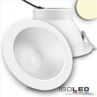 LED Downlight Reflektor 30W, 60°, CRI95, UGR19, warmweiß