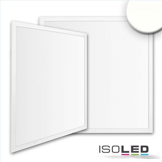 LED Panel Business Line 600 UGR19 2H, 36W, Rahmen weiß RAL 9016, neutralweiß, 1-10V dimmbar