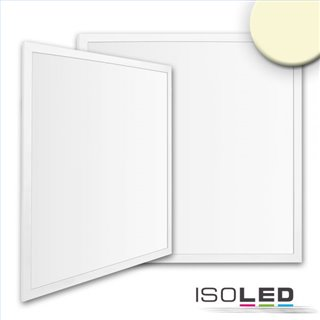 LED Panel Business Line 625 UGR19 2H, 36W, Rahmen weiß RAL 9016, warmweiß, dimmbar
