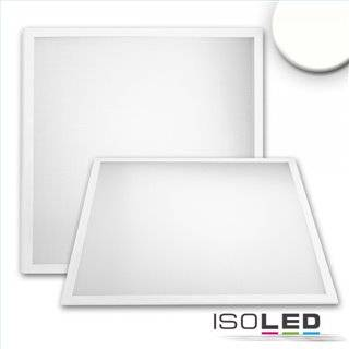 LED Panel Professional Line 600 UGR19 8H, 36W, Rahmen weiß RAL 9016, neutralweiß, 1-10V dimmbar