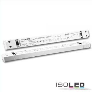 LED Trafo 12V/DC, 0-30W, slim, SELV