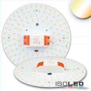 LED Umrüstplatine ColorSwitch 2600K|3100K|4000K, 250mm, 25W, mit Magnet