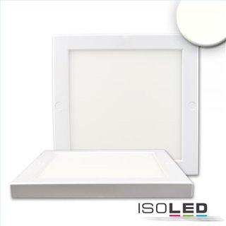 Deckenlampe Slim 18mm, weiß, 18W, Trafo integriert, neutralweiß