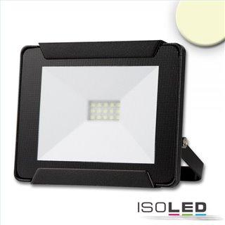 LED Fluter 10W, warmweiß, schwarz, IP65