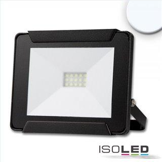 LED Fluter 10W, kaltweiß, schwarz, IP65