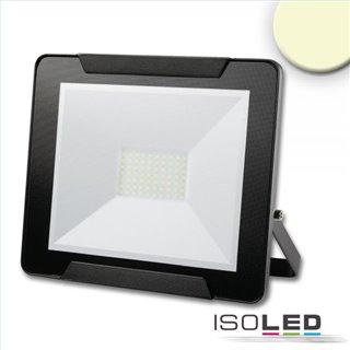 LED Fluter 50W, warmweiß, schwarz, IP65