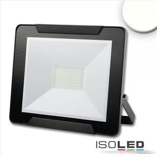 LED Fluter 50W, neutralweiss, schwarz, IP65