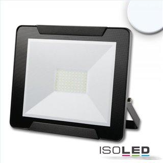 LED Fluter 50W, kaltweiß, schwarz, IP65