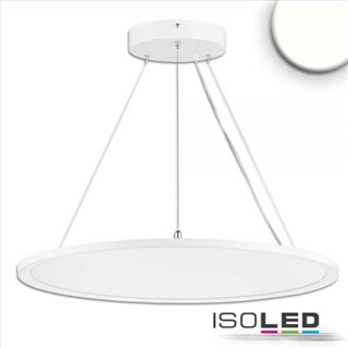 LED Office Hängeleuchte Up+Down, 20+20W, DM 61cm, weiß, UGR19, 4000K, dimmbar