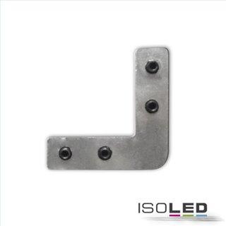 Eckverbinder für Profil SURF16/CORNER20/LAMP35/LAMP35 EDGE/Kabelschleuse TUNNEL 90°, 4er Set