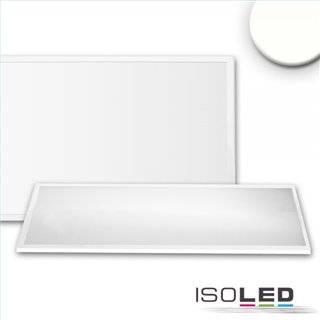 LED Panel Professional Line 1200 UGR19 8H, 36W, Rahmen weiß RAL 9016, neutralweiß, Push/DALI dimmba