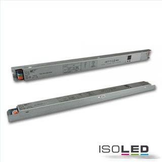 LED PWM-Trafo 24V/DC, 0-75W, IP20, 1 Kanal, Push/DALI dimmbar