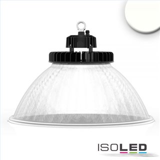 LED Hallenleuchte FL 200W, PC-Reflektor IP65 neutralweiß, 70°, DALI dimmbar