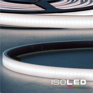 LED AQUA960 Flexband, milchig, 24V, 10W, IP67, kaltweiß