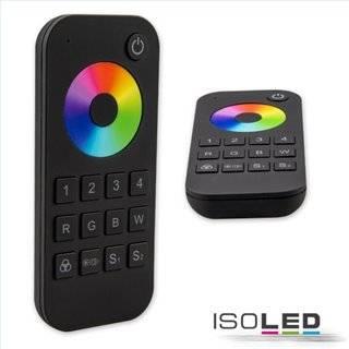 Sys-Pro RGB+W 4 Zonen Fernbedienung mit 2 Szenenspeicher