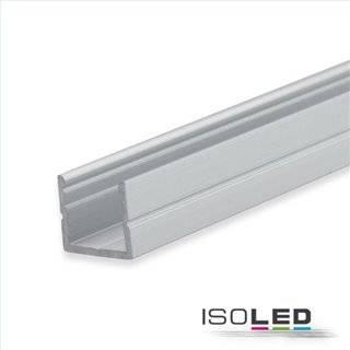 LED Aufbauprofil SURF8 Aluminium eloxiert, 200cm