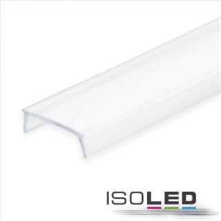 Abdeckung COVER1 opal/satiniert 600cm für Profil  SURF12(flat)/DIVE12(flat)/ ROUND12