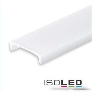 Abdeckung COVER3 opal/satiniert 600cm für Profil SURF12 RAIL/BORDERLESS (FLAT))