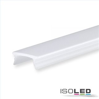 Abdeckung COVER23 opal/satiniert 600cm für Profil SURF8