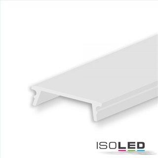 Abdeckung COVER20 opal/satiniert 600cm für Profil SURF16