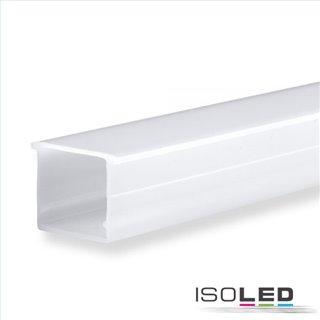 Abdeckung COVER21 opal/satiniert IP54 200cm für Profil SURF16