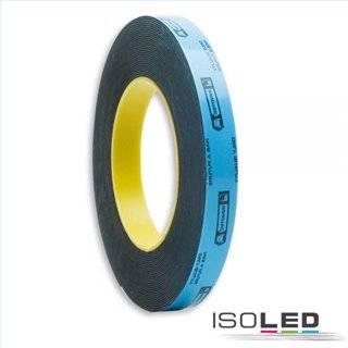 Moulding Tape doppelseitiges PU-Schaum Klebeband, 12mm x 0,8mm, 10m/Rolle