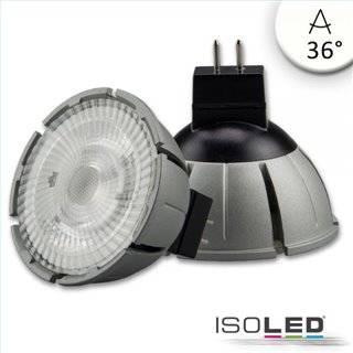 MR16 Vollspektrum LED Strahler 7W COB, 36°, 4000K, dimmbar