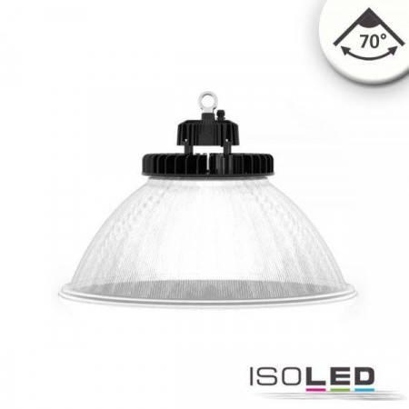 LED Hallenleuchte FL 120W, PC-Reflektor IP65 neutralweiß, 70°, 1-10V dimmbar