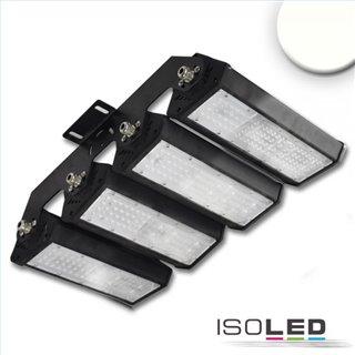 LED Fluter/Hallenleuchte LN 4x 50W 30°x70°, IP65, 1-10V dimmbar, neutralweiß