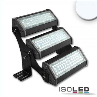 LED Fluter/Hallenleuchte LN 3x 50W 30°x70°, IP65, 1-10V dimmbar, kaltweiß