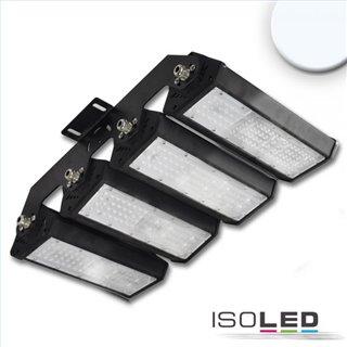 LED Fluter/Hallenleuchte LN 4x 50W 30°x70°, IP65, 1-10V dimmbar, kaltweiß