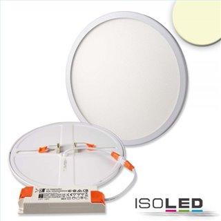 LED Downlight Flex 23W, UGR19, 120°, Lochausschnitt 50-210mm, warmweiß