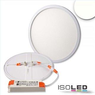 LED Downlight Flex 23W, UGR19, 120°, Lochausschnitt 50-210mm, neutralweiß
