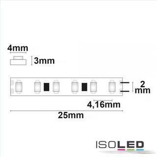 LED CRI927 Micro Linear Flexband, 24V, 6W, IP20