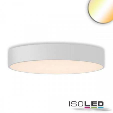 LED Deckenleuchte, DM 80cm, weiß, 105W, ColorSwitch 3000|3500|4000K, dimmbar