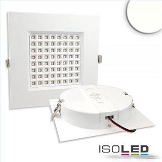 LED Downlight Prism 25W, UGR19, IP54, neutralweiß, dimmbar