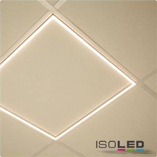 LED Panel Frame 620, 40W, warmweiß, dimmbar