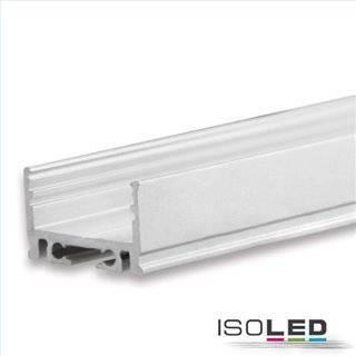 LED Aufbauprofil IL-ALU20 eloxiert, 200cm