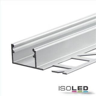 LED Fliesenprofil Abschluss, 200cm