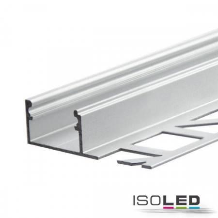 LED Fliesenprofil Abschluss, 250cm