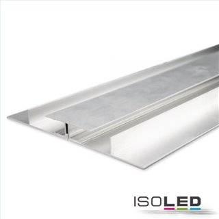 LED Trockenbau-Leuchtenprofil Planar, 200cm