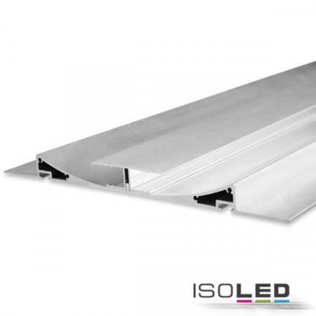 LED Trockenbau-Leuchtenprofil Double Curve, 200cm