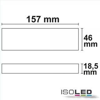 LED Trafo 24V/DC, 0-30W, dimmbar (Spannungssenke), SELV