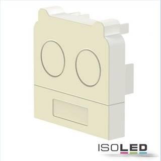 FastFix LED Linearsystem S Endkappe,  weiß