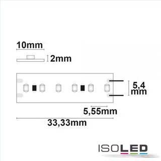 LED CRI930 Linear-Flexband, 24V, 6W, IP20, warmweiß, 20 m Rolle