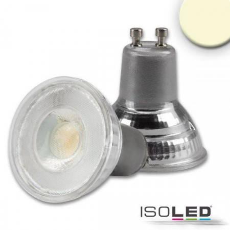 GU10 LED Strahler 5W, 45°, prismatisch, warmweiß, dimmbar