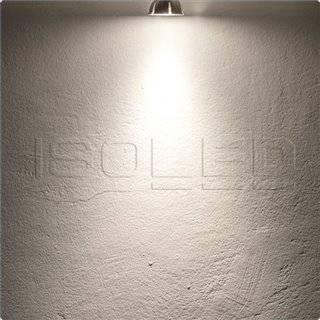 GU10 LED Strahler 5W, 45°, prismatisch, neutralweiß, dimmbar